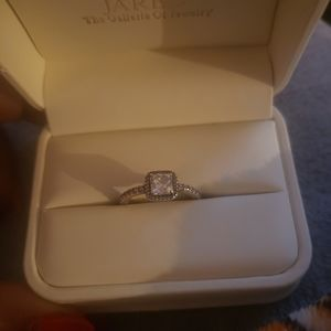 Pandora ring size 54, brought from jared for $75